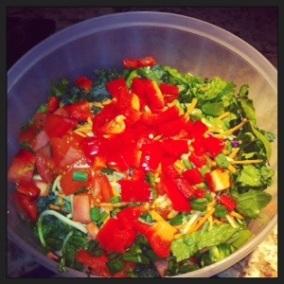 BIGGGG Salad